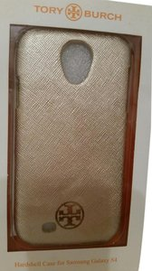 Tory Burch NWT NIB TORY BURCH SAMSUNG GALAXY S4 ROBINSON CASE GOLD