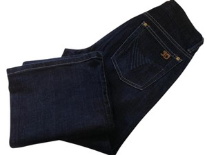 JOE'S Jeans Muse Dark Wash Boot Cut Jeans-Dark Rinse