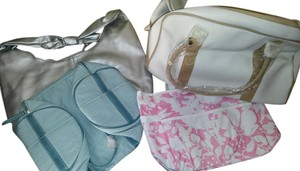 Estée Lauder Make Up Hand Bag Lot - 4 Bags Included in Lot - All New, Never Used!