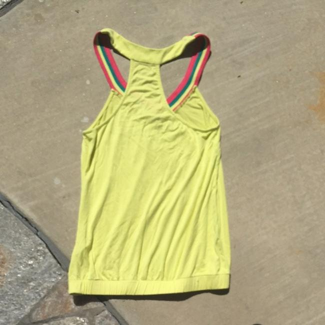 Lush Top Bright Yellow