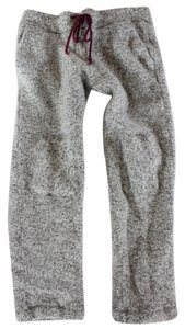 Band of Outsiders Boy Gray Multiply Cropped Lounge Pants