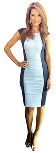 French Connection Color-blocking Sheath Dress