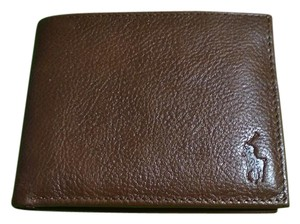 Polo Ralph Lauren Polo Ralph Lauren Man's Leather Wallet nwt $85.00 retail