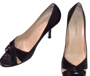 Enzo Angiolini Brown Pumps