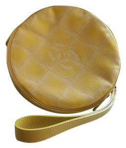 Chanel FINAL SALE!! AUTHENTIC CHANEL Chanel New Travel Line Purse Round