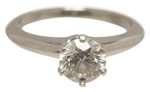 Tiffany & Co. Tiffany & Co. Platinum 1.00ct Solitaire Diamond Ring
