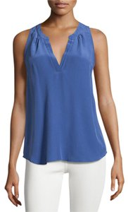 Joie Silk Top Provencial Blue