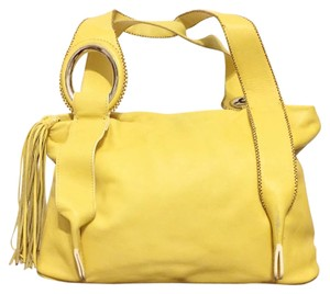 TOSCA BLU Tote in Yellow