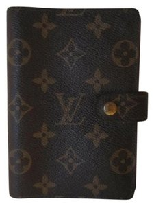 Louis Vuitton LOUIS VUITTON MONOGRAM AGENDA CA0964 # 222255104629