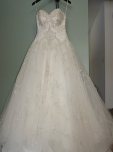 Casablanca 2098 Wedding Dress