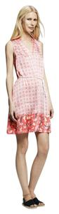 Peter Som short dress Coral on Tradesy