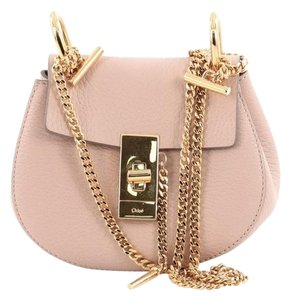 Chloé Chloe Leather Cross Body Bag
