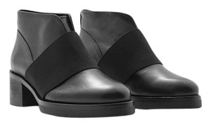COS Ankle Black Boots
