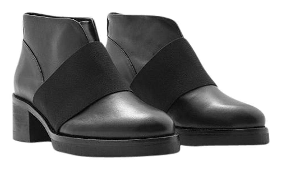 MISS Boots/Booties COS Black Ankle Boots/Booties MISS Guarantee quality and quantity 466f11