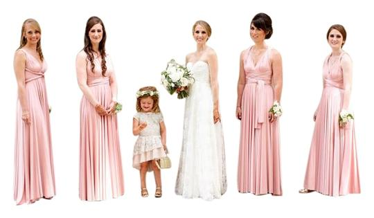 c38dc4189ff7e low-cost Twobirds Blush Classic Formal Dress - 48% Off Retail - www ...
