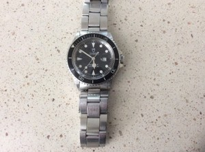 Rolex Prince Oyster date Quickset