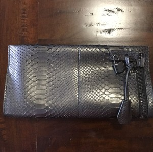 Tom Ford Anthracite Clutch