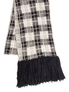 Kate Spade Kate Spade Woodland Plaid Wool Scarf Muffler