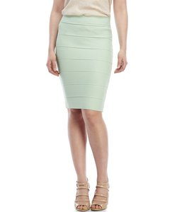 Romeo & Juliet Couture Under 50 Chic Skirt Mint