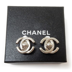 Chanel SALE - Chanel Lock Earrings