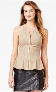 Guess Top Khaki Maple