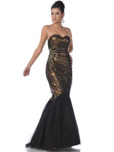 Other Evening Formal Mermaid Strapless Dress