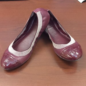 Tory Burch Berry Flats