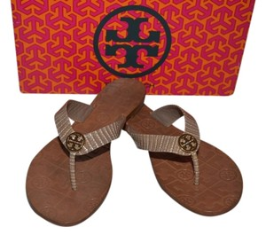 a76f069518f3d1 Tory Burch Flat Sandals - Up to 70% off at Tradesy