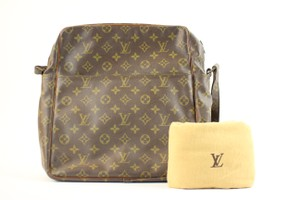 Louis Vuitton Monogram Marceau Shoulder Bag