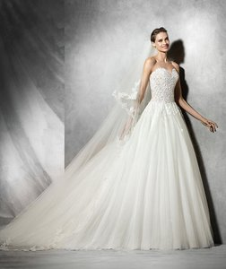 Pronovias Tera Wedding Dress