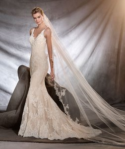 Pronovias Osera Wedding Dress