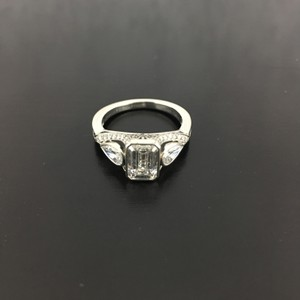 Tiffany & Co. Tiffany & Co 1.50ct F Vvs2 Emerald Cut Diamond Engagement Ring