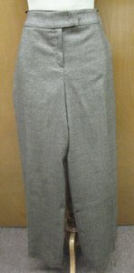Escada Trouser Pants Charcoal
