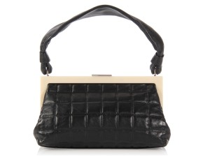 Chanel Ch.k0930.03 Quilted Lambskin Satchel
