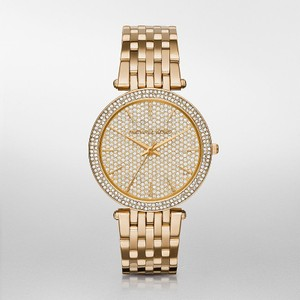 Michael Kors Michael Kors Women's MK3438 Darci Analog Display Quartz Gold Watch