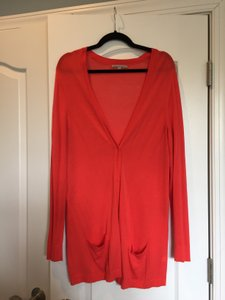 Gap Longsleeve Lightweight Cotton Cardigan