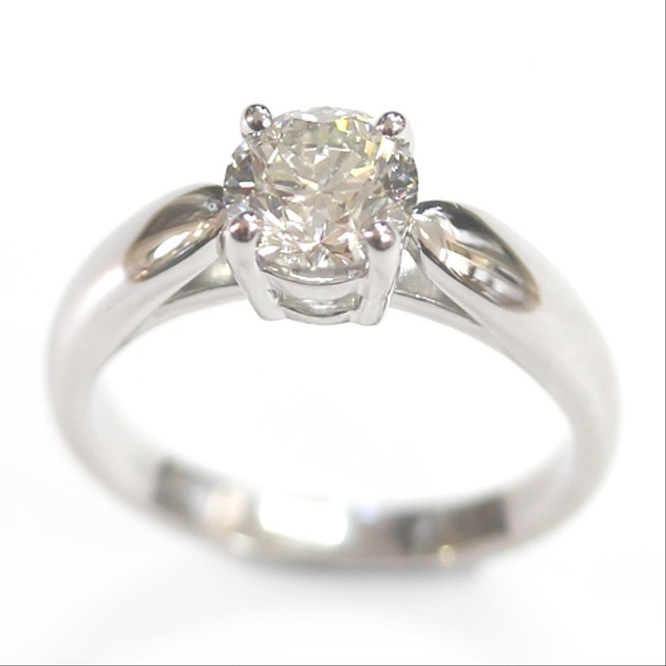 Tiffany Harmony Engagement Ring For Sale