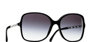 Chanel Square Eyed Sunglasses