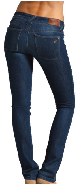 DL1961 Straight Leg Jeans-Medium Wash