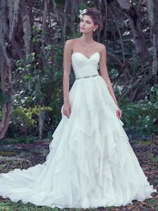 Maggie Sottero Auburn Wedding Dress