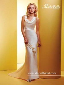 Mary's Bridal Moda Bella 3y350 Wedding Dress