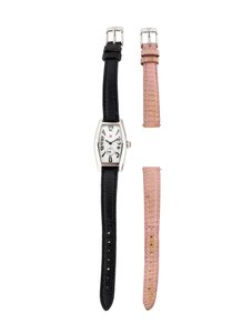 Michele Michele coquette watch