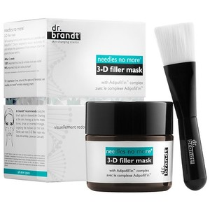Dr Brandt needles no more 3D filler mask, 1. 7 oz.