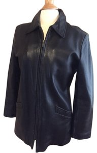 The Regiment Shops of Colorado Classic Leather Soft Leather Jacket