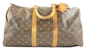 Louis Vuitton Boston Duffle Travel Speedy 40 Travel Bag