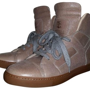 Brunello Cucinelli Beige Athletic