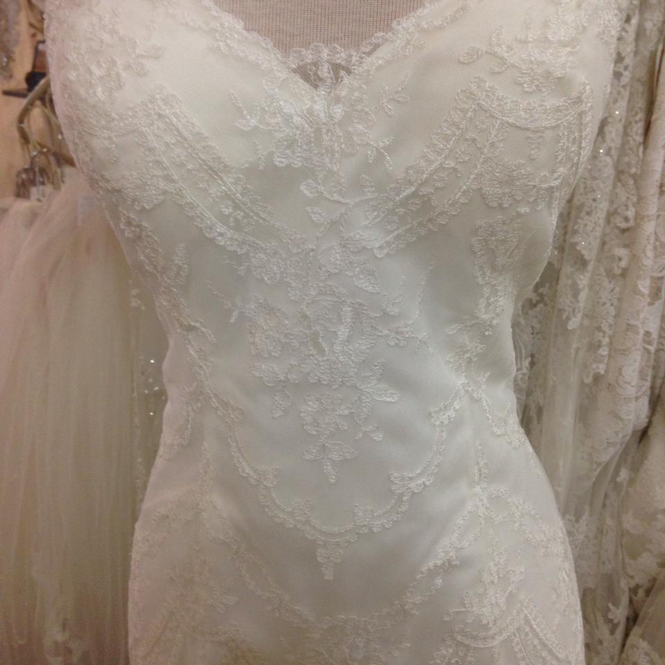 Maggie sottero kirstie wedding dress on sale 34 off for Maggie sottero wedding dress sale
