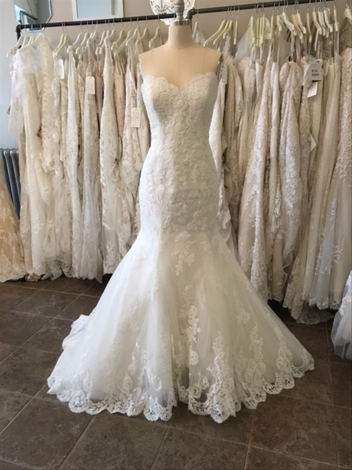 Maggie sottero valerie wedding dress on sale 32 off for Best way to sell used wedding dress