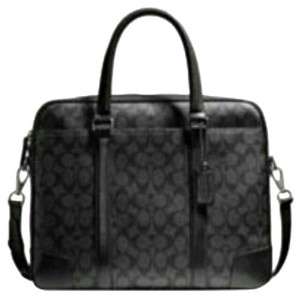 Coach Briefcase Laptop Bag