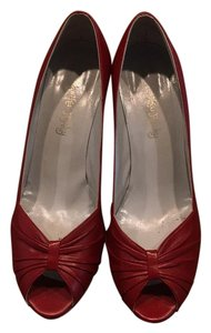 Cynthia Rowley Red Pumps